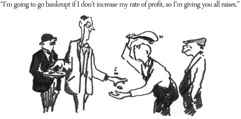 giving raises