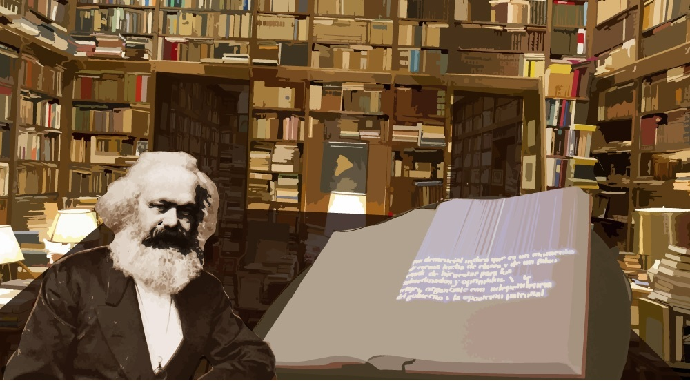 term papers on karl marx
