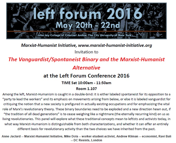 LF panel 2016