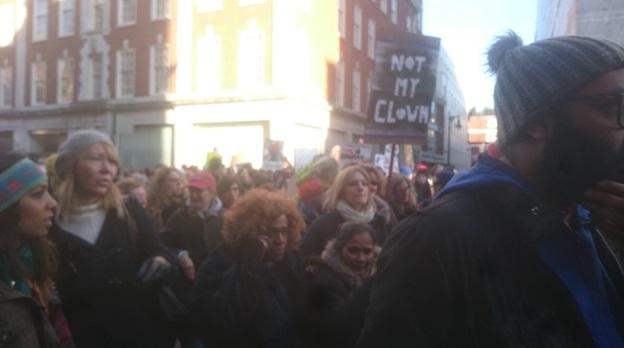 London Women's March