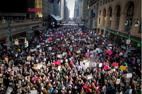 New York City Women's March
