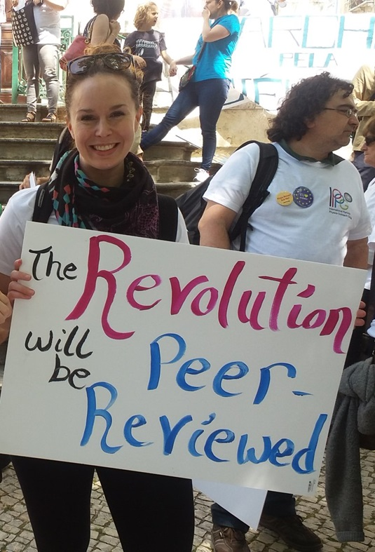 revolution peer-reviewed
