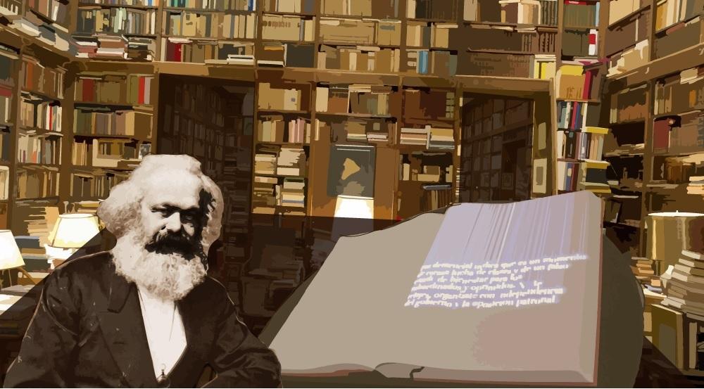 Marx-library