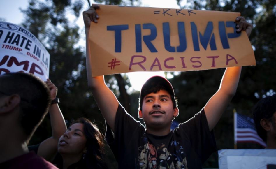 Trump-Racista
