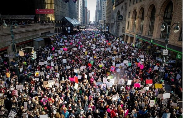 New-York-City-Womens-March-588×381
