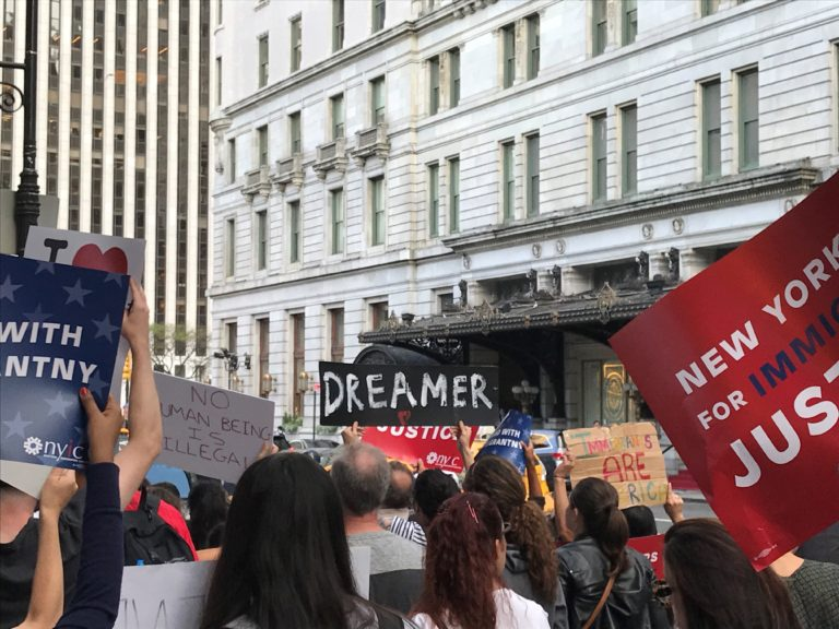 Trump-Tower-DACA-protest-3-768×576